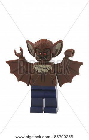 Man-bat Lego Minifigure