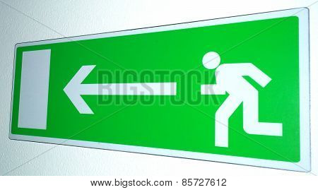 security exit signal