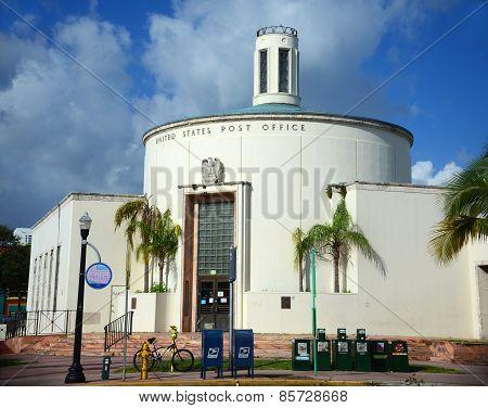 Miami Beach Post Office (33119), Miami, Florida