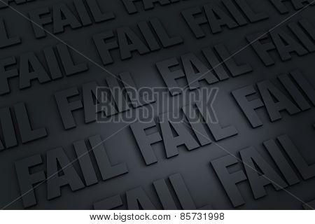 Dark Fail Background