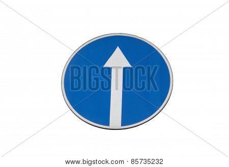 Left Direction Sign