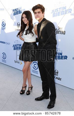 LOS ANGELES - MAR 14:  Madison Beer at the Comedy Central Roast of Justin Bieber at the Sony Pictures Studios on March 14, 2015 in Culver City, CA