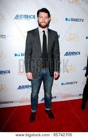 LOS ANGELES - MAR 16:  Patrick Fugit at the DirecTV's