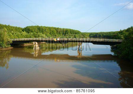 Vietnamese Village, Melaleuca Forest, Can Gio Bridge