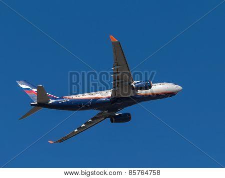 Airplane Airbus A330, I. Brodsky