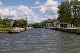 A Canal Lock