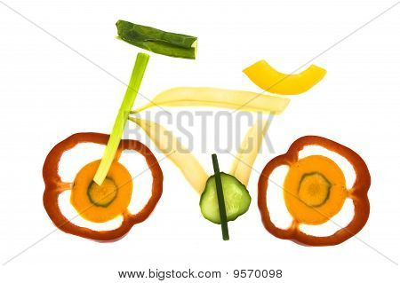Vegetable Bike