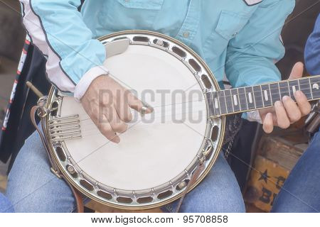 Banjo is string instrument