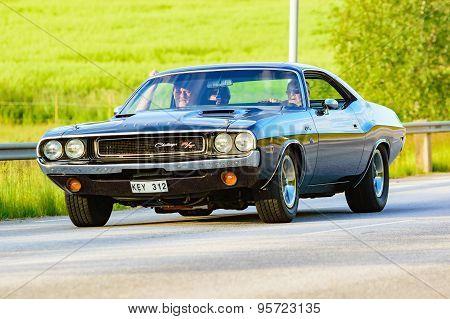 Dodge Challenger 1970 Black