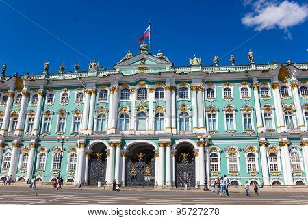 Winter Palace (hermitage)