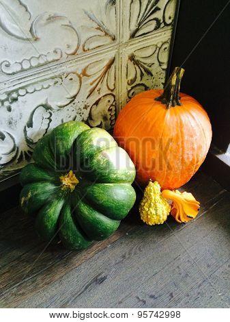 Pumpkins, Fall