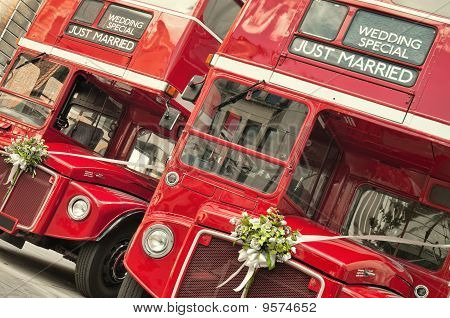 Double Deckers, London