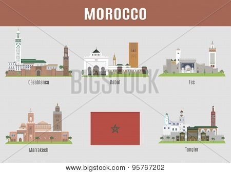 Cities Of Morocco