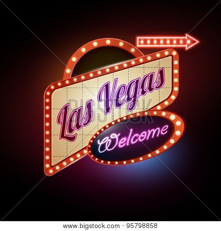 Neon Sign. Las Vegas