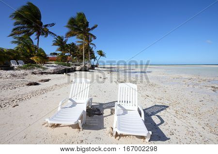 Cuba Beach Vacation
