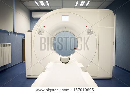 Magnetic Resonance Imaging (mri) Scan