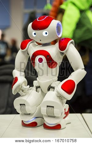 Programmable Robot For Education