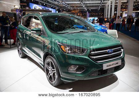 2017 Ford Kuga St-line