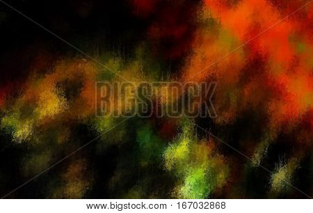 colrful abstract background with hints of moose structure, grahic design