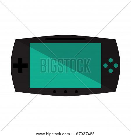 game console portable play device vector illustration eps 10
