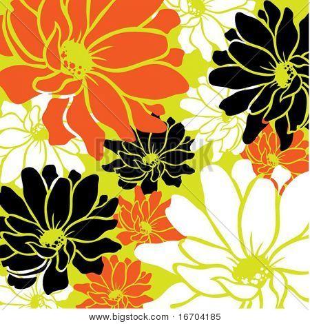 art vintage pattern
