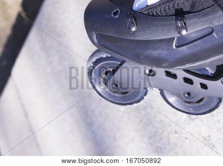 Inline Freestyle Roller Skates
