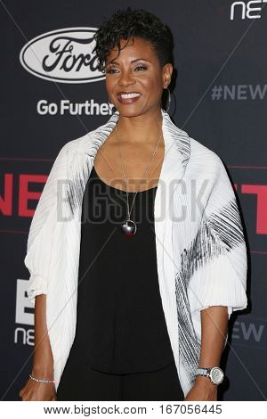LOS ANGELES - JAN 23:  MC Lyte at the BET's