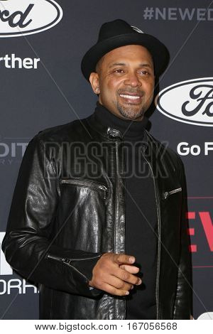LOS ANGELES - JAN 23:  Mike Epps at the BET's