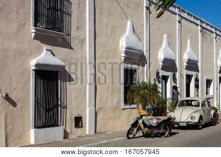 Colonial House In Valladolid