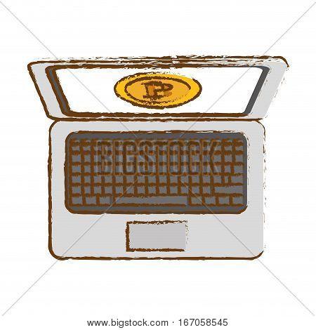 bitcoin gold image, money symbol online, computer icon