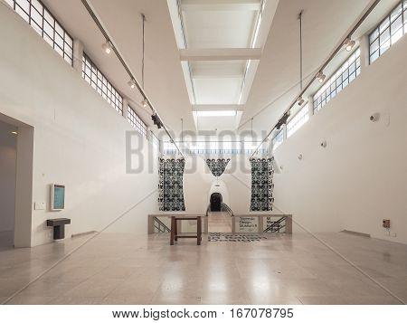 La Triennale In Milan