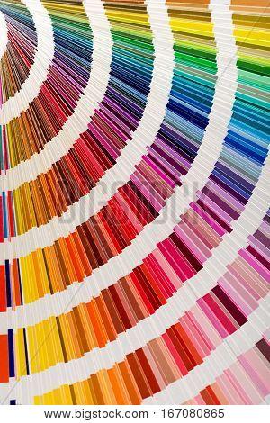 Rainbows Of Color Fan