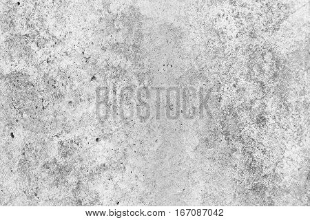 gray old outdoor polished concrete texture .
