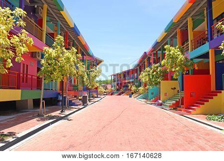 Hotels in Koh Larn near Pattaya, Thailand