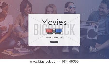Enjoyment Activities Festivities Movies Pastime