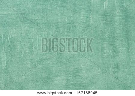 background and textures: close up of aquamarine background fabric