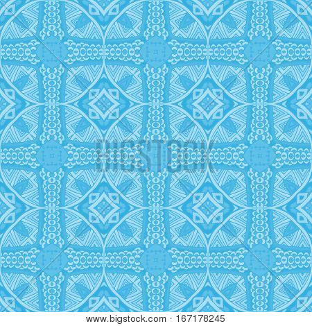 geometric Decorative tile pattern design vector. Vintage backgrounds, classic ornament fill, vector wallpaper, swatch sample