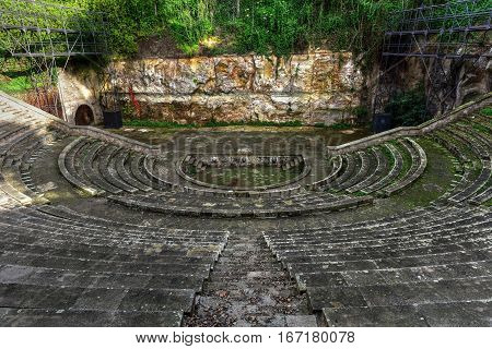 Greek Theater - Barcelona, Spain