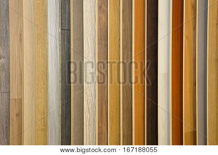 Laminate Wood Flooring Color Board Variety Selection