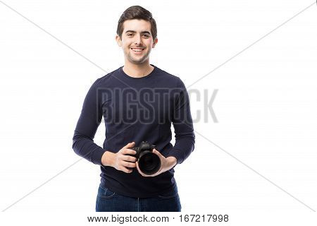 Good Looking Profesional Photographer
