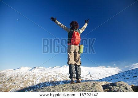 At The Top Of Snow Mountains