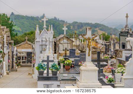 Christian Graveyard Catholic Cemetery