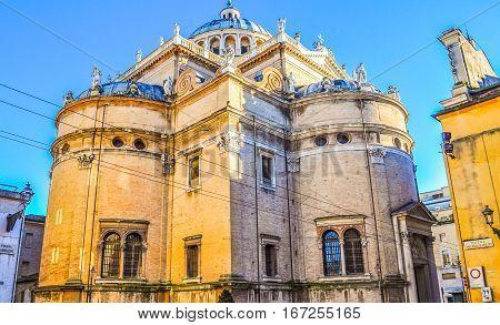Hdr Madonna Della Steccata Parma
