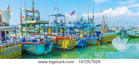 The Old Trawlers