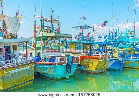 The Fishermen's Ships