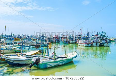 The View On Fishing Port