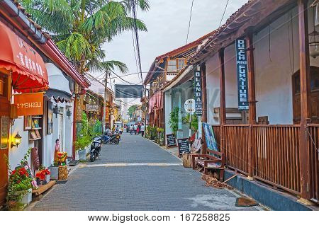 To Eat In Galle