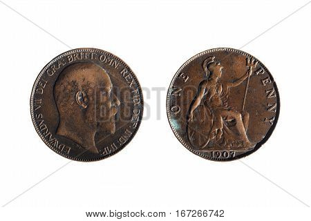 The Old Penny