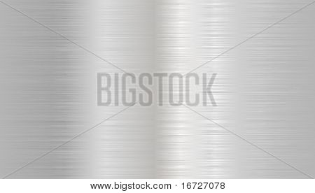 Seamless metal texture background.