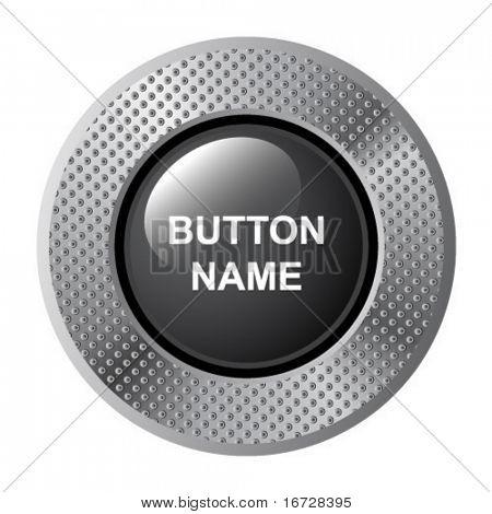 Black button.